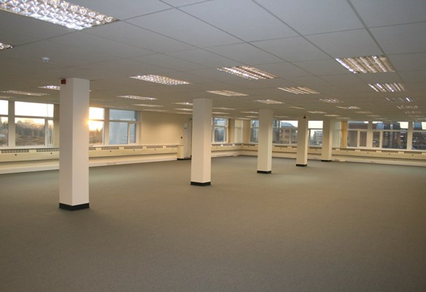 Congress House Top Floor Office Space
